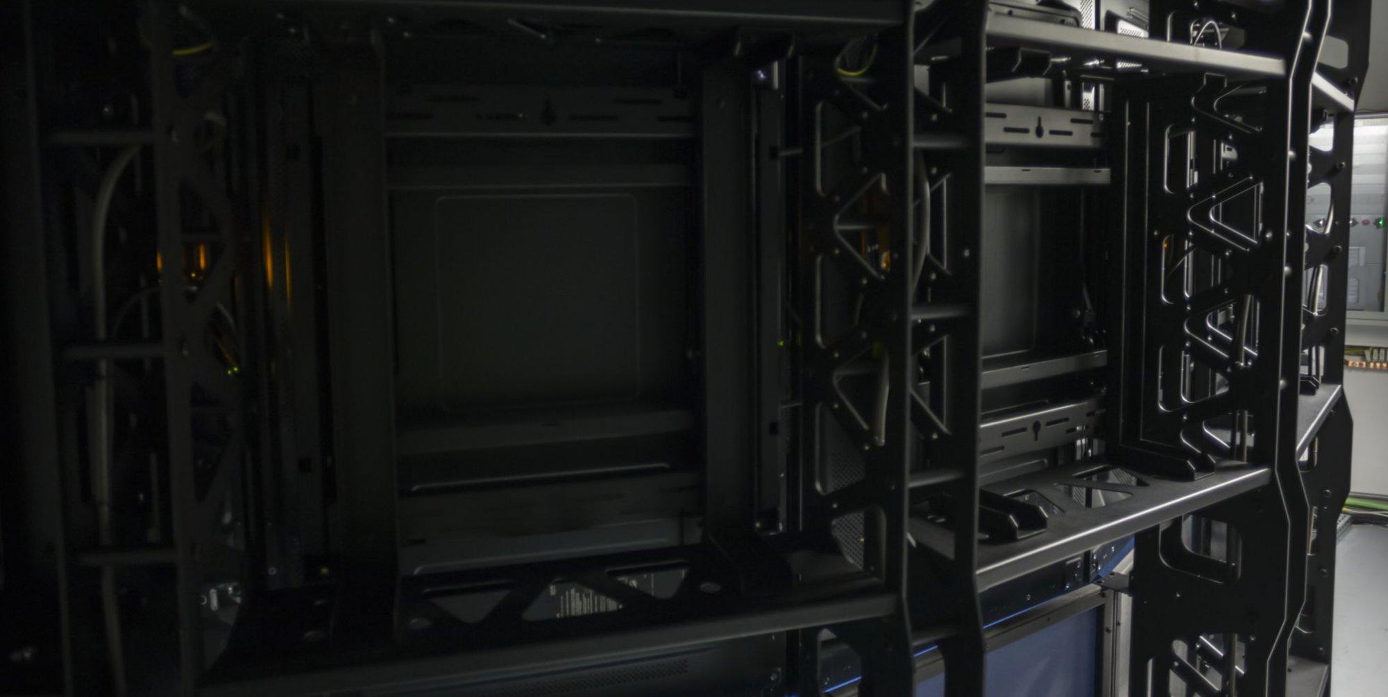 monitor wall detail